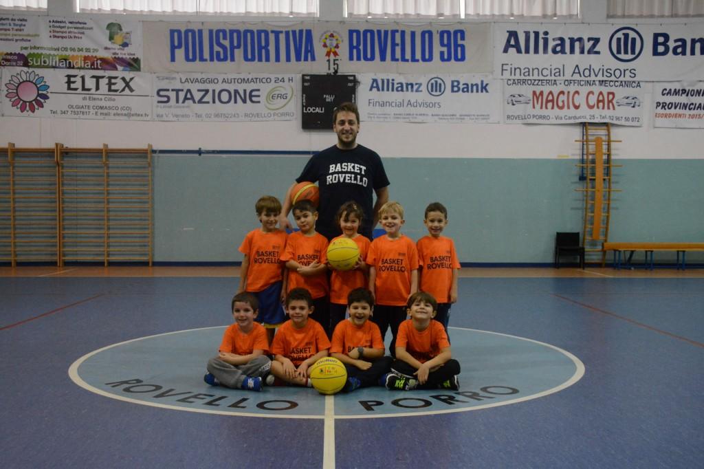 Scuola Basket